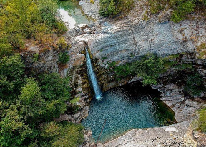 Le cascate: i gioielli d'acqua del triangolo Emiliano