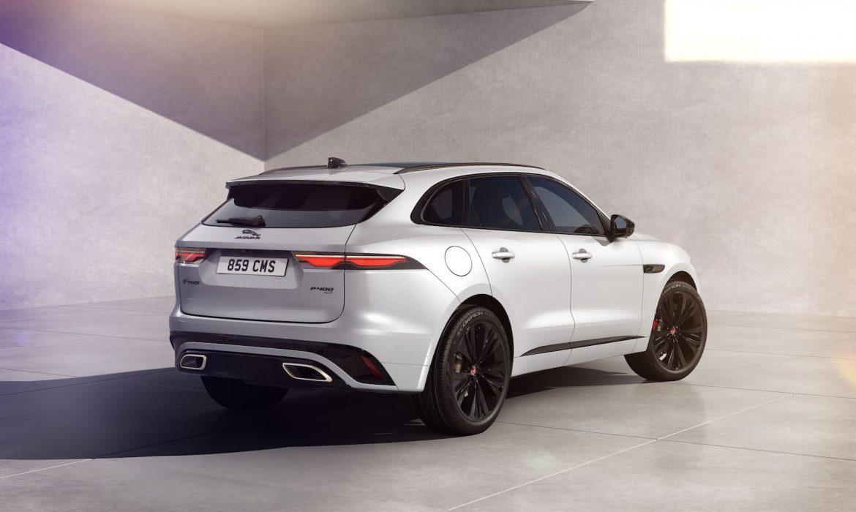 Jaguar F-PACE: il modello più desiderabile di sempre