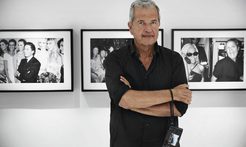 Mario Testino Unfiltered: la prima esposizione in Italia