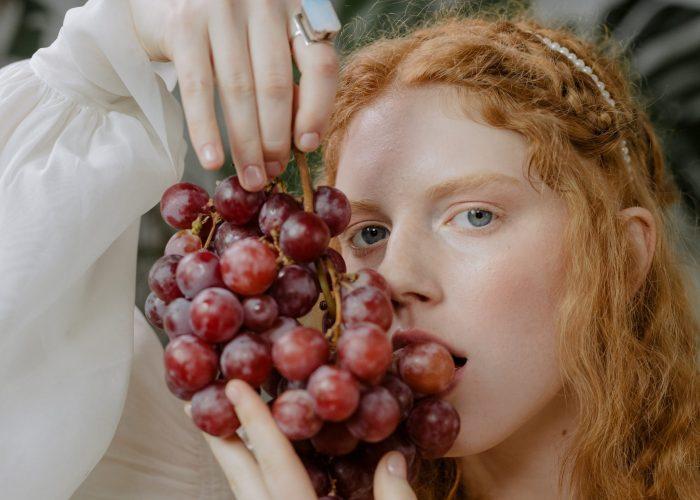 Autunno: tempo di uva, anche per la propria beauty routine